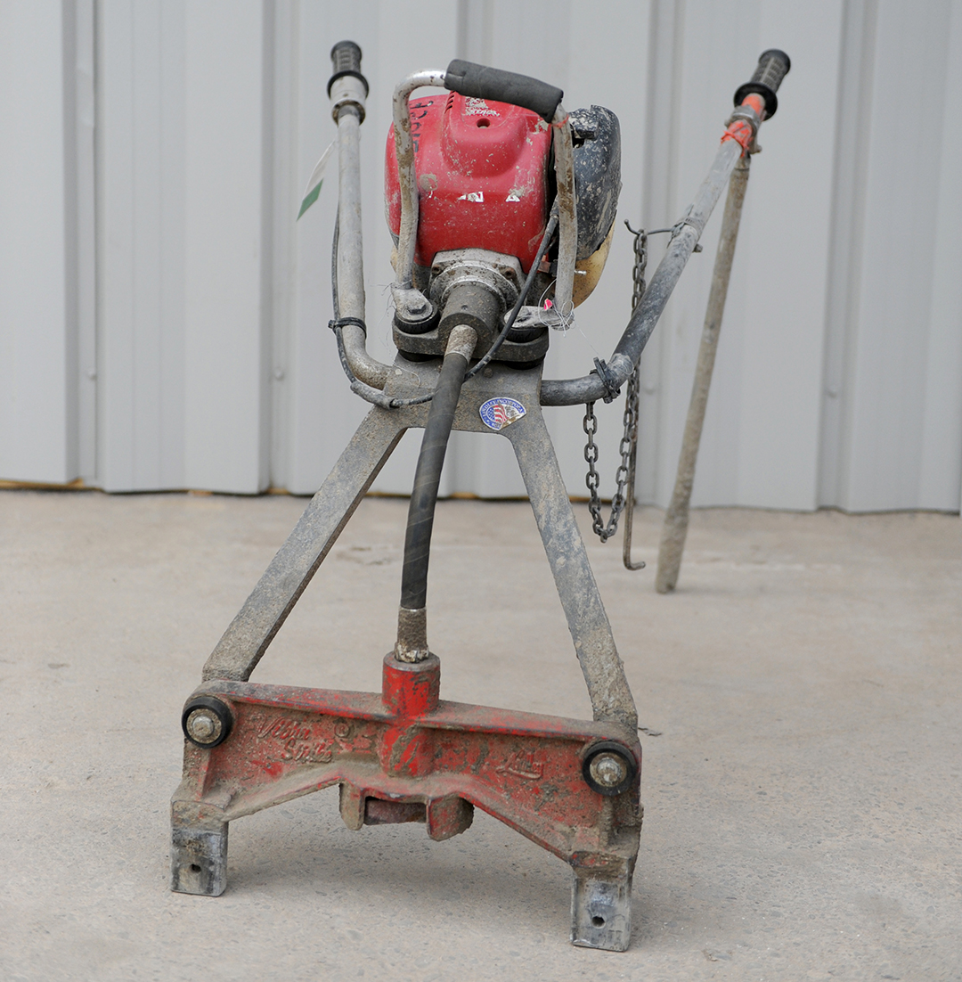 Lindley Vibra Strike 2 vibra screed rental
