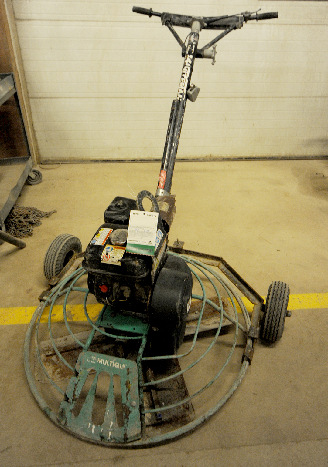 Whiteman Power Trowel for Rent