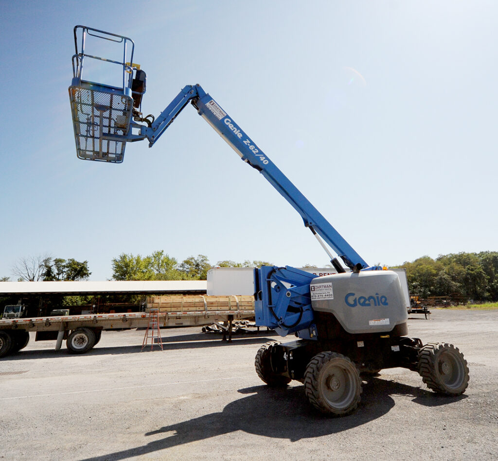 Genie Z62/40 Articulating Man Lift Rental