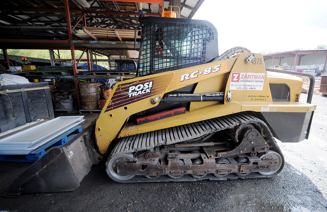 ASV Skid Steer Rental