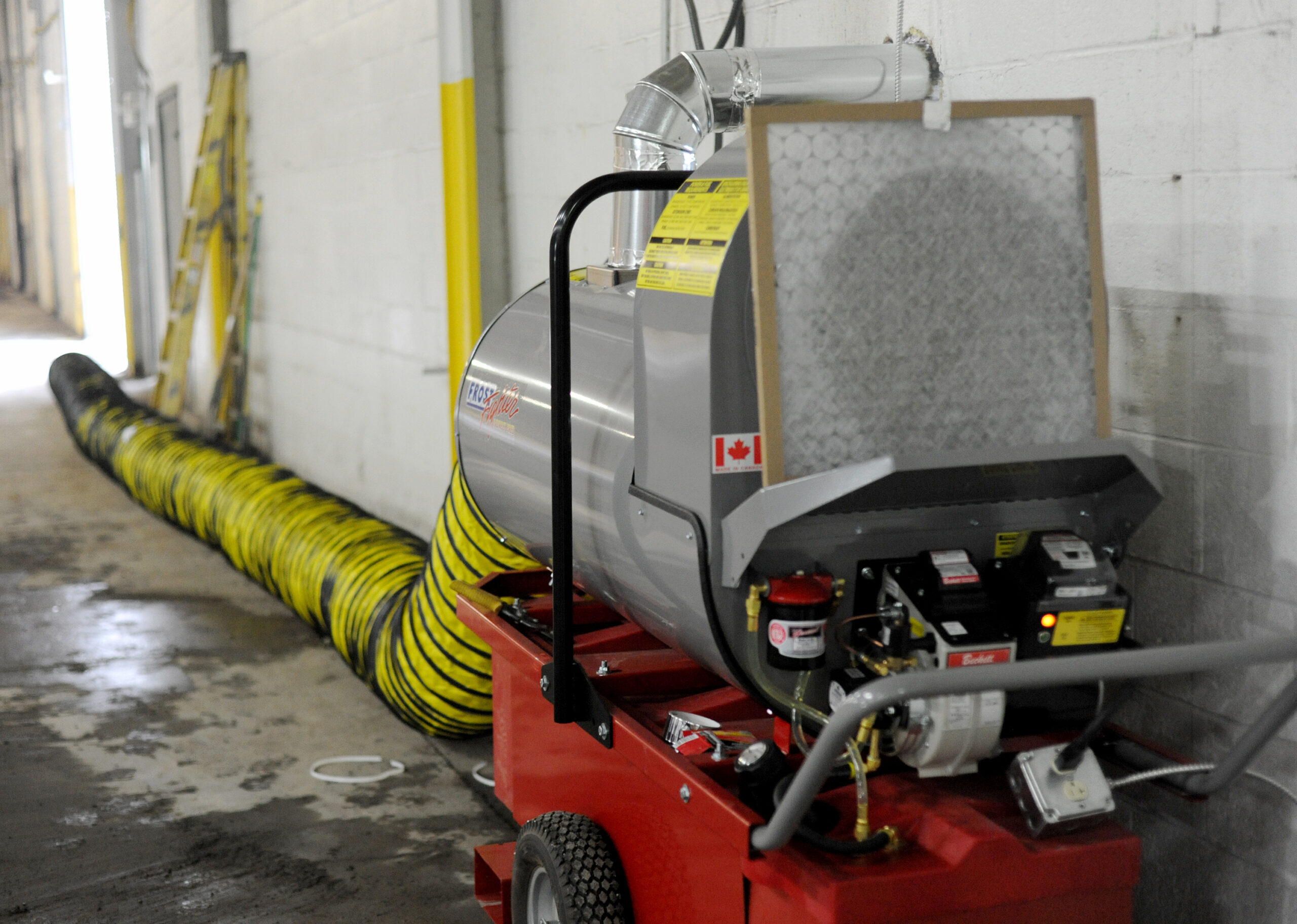 Frost Fighter Indirect Heater Rental