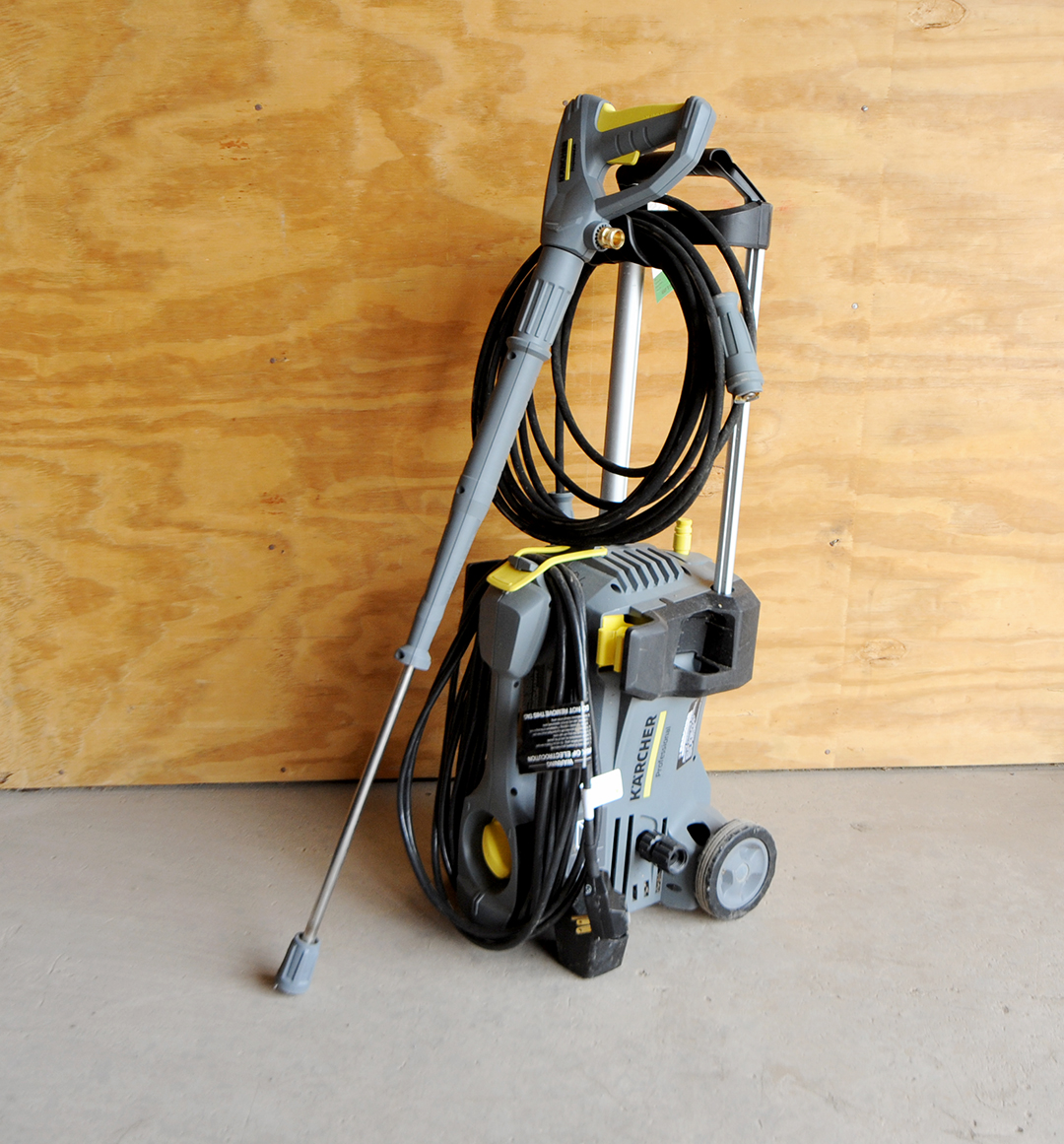 Compact Pressure Washer Rental
