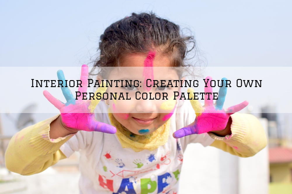 Interior Painting Boston, MA: Creating Your Own Personal Color Palette