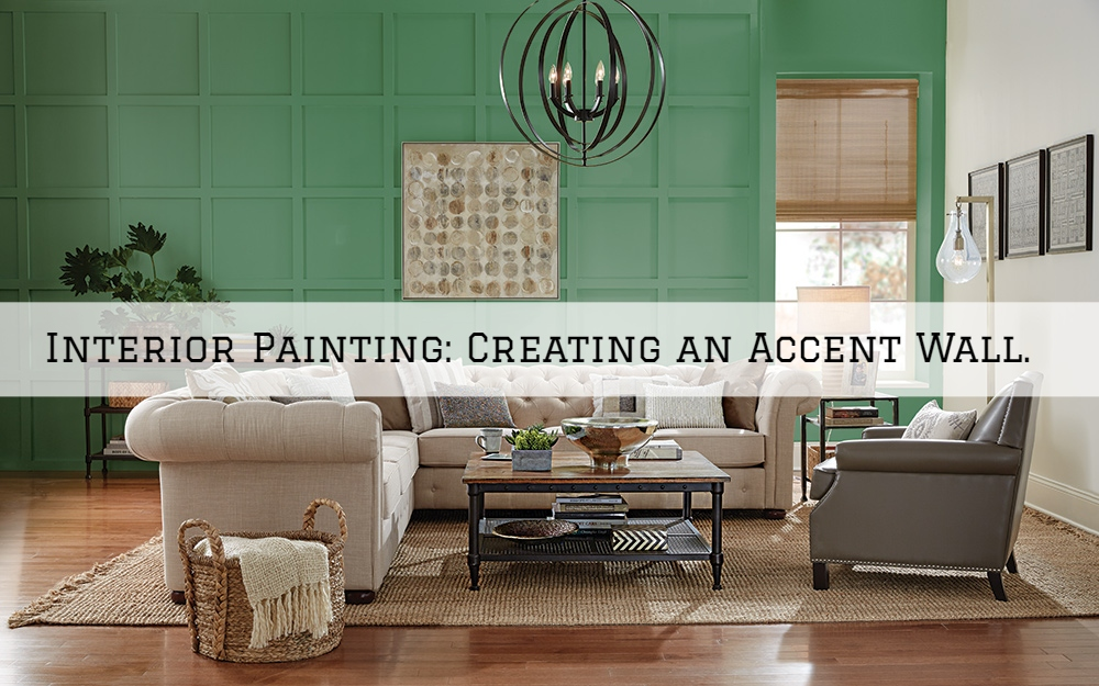 Interior Painting Boston, MA: Creating an Accent Wall.