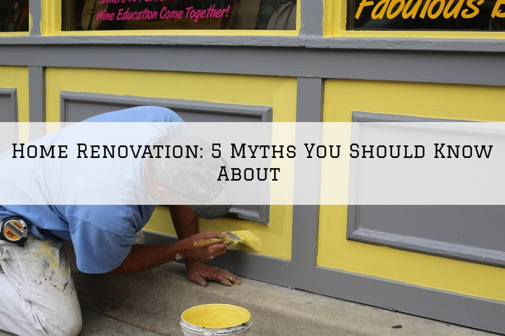 Home Renovation Boston, Ma: 5 Myths You Should Know About