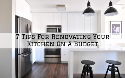 7 Tips For Renovating Your Kitchen On A Budget In Boston, MA