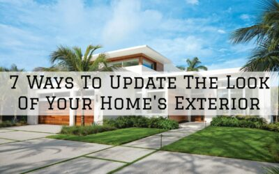 7 Ways To Update The Look Of Your Home's Exterior in Boston, MA