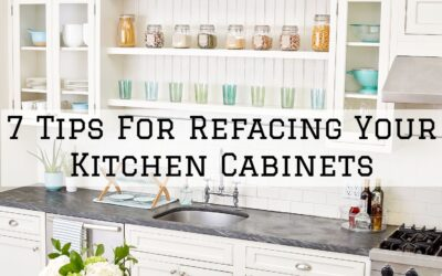 7 Tips For Refacing Your Kitchen Cabinets in Boston, MA