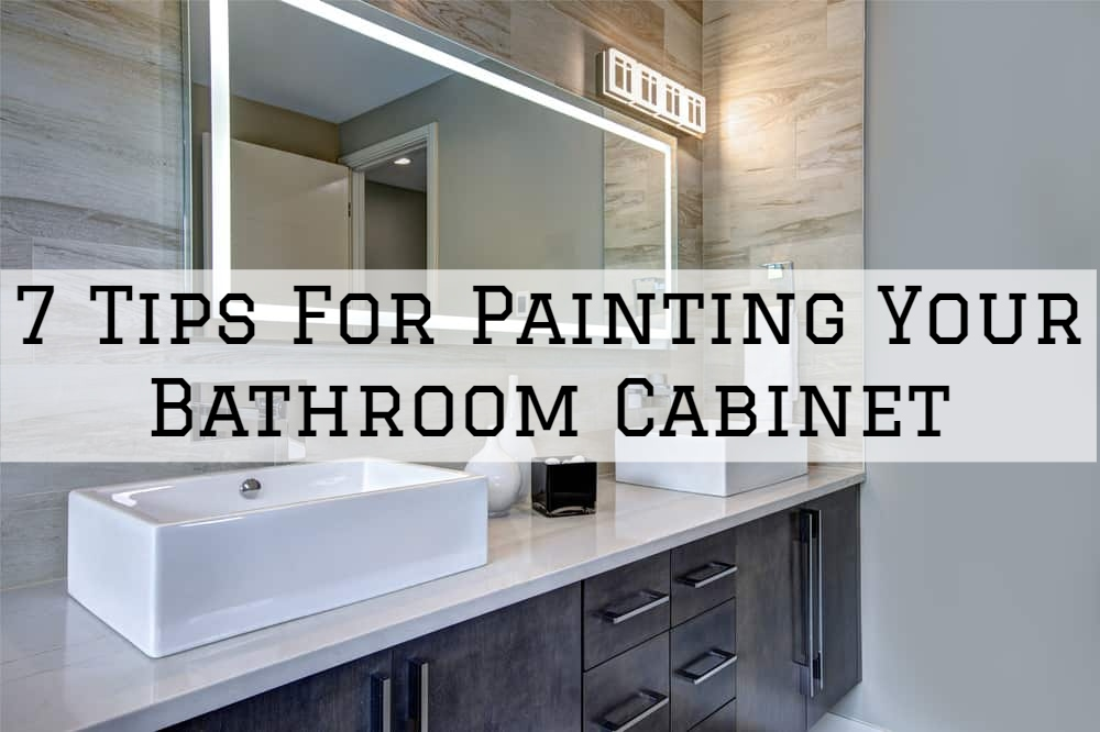 7 Tips For Painting Your Bathroom Cabinet in Boston, MA