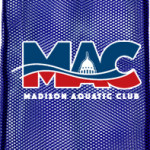 MAC Mesh bag Royal