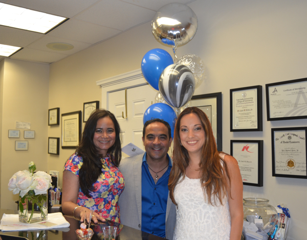 Celimedia and the marketing at  Dr. Brea's Open House, in Bridgeport CT