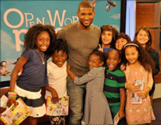 Usher's New Look is Founded