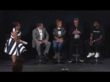 Social Justice Warriors - Usher's New Look Disruptive Innovation Summit