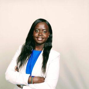 South Sudan Representative Nyamal Dei Founder of Kondial Kel International: South Sudan READS.