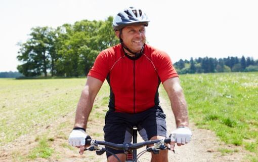 bike riding lifestyle changes for lasting weight loss