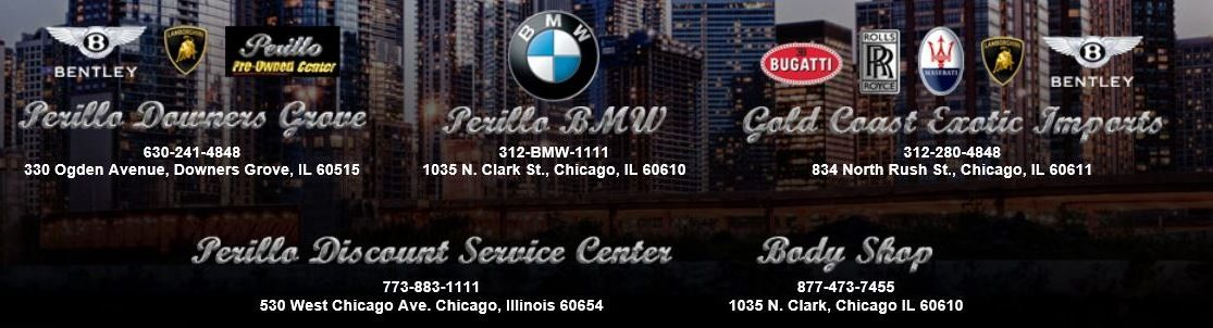 Perillo Auto Group - (All 5 locations)