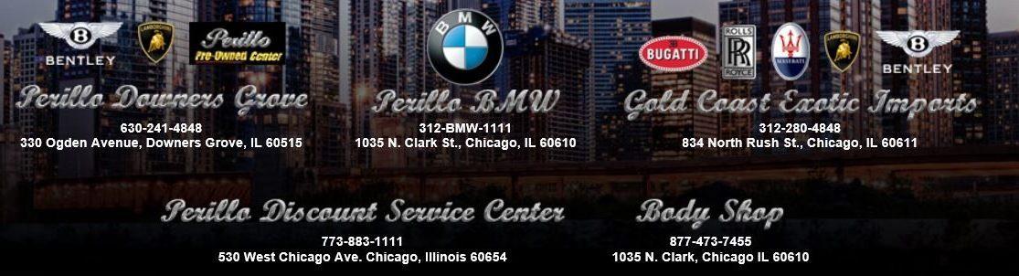 Perillo Auto Group - (All 5 locations)