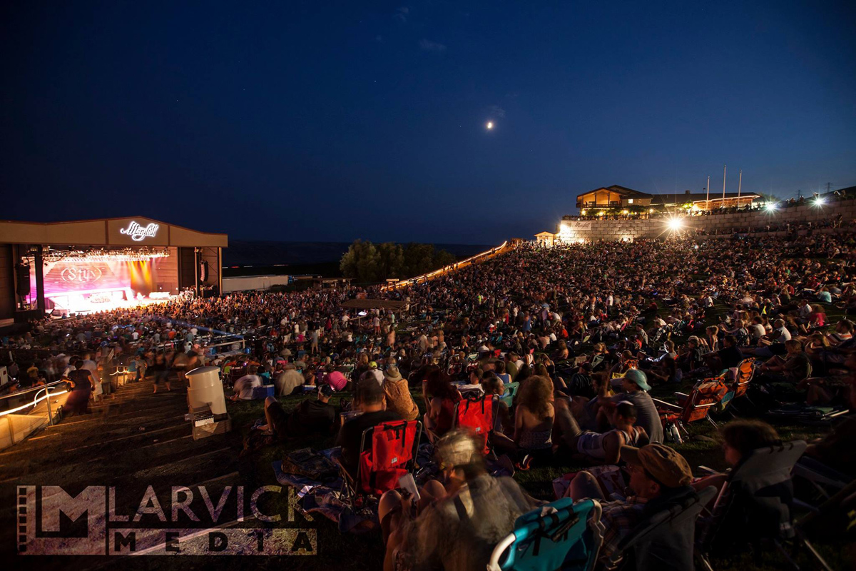 STYX and Foreigner show at Maryhill Winery Summer Concert Series in Goldendale, WA