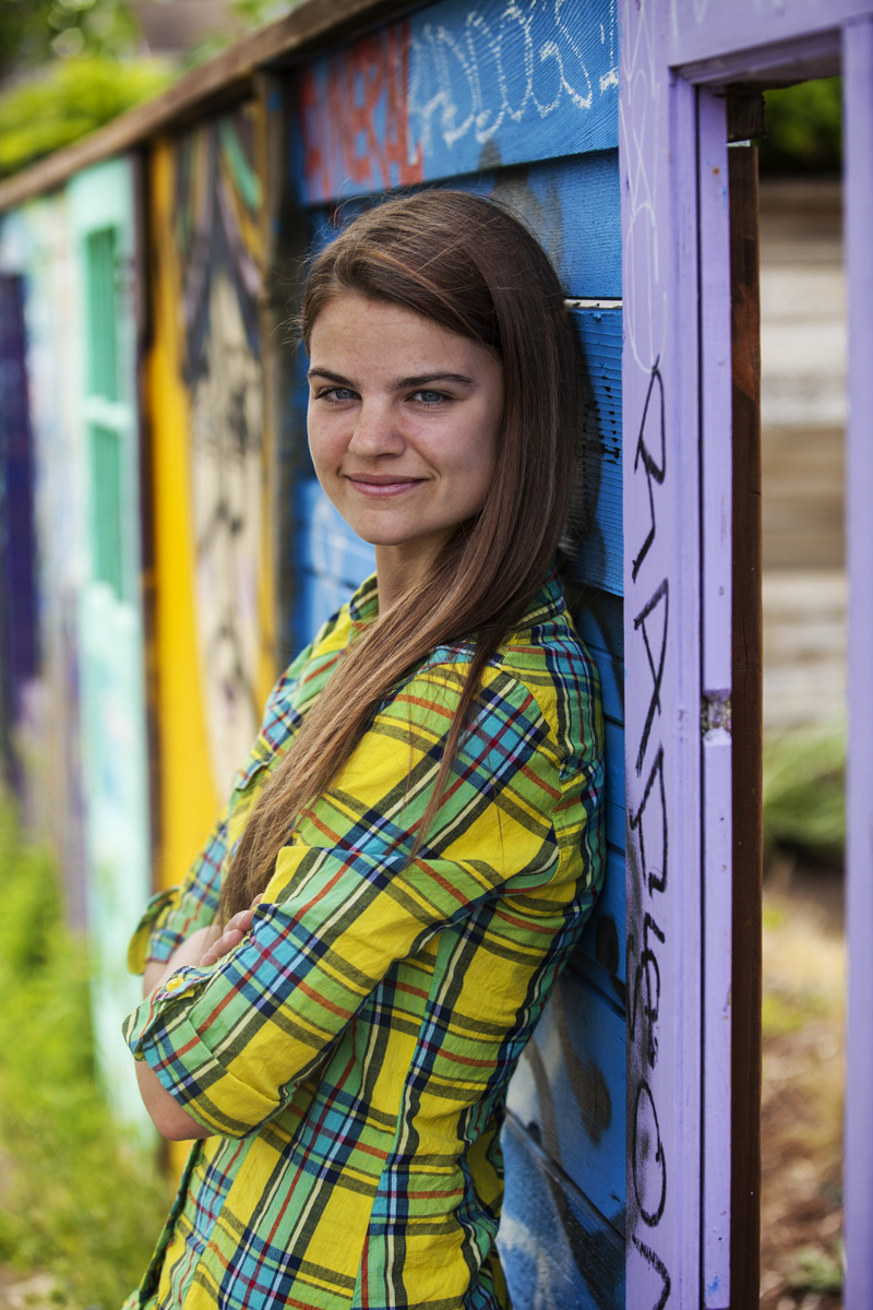 Senior portraits, high school senior pictures, Portland Oregon photo shoot