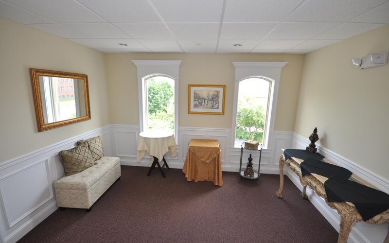 Bridal Suite Windows