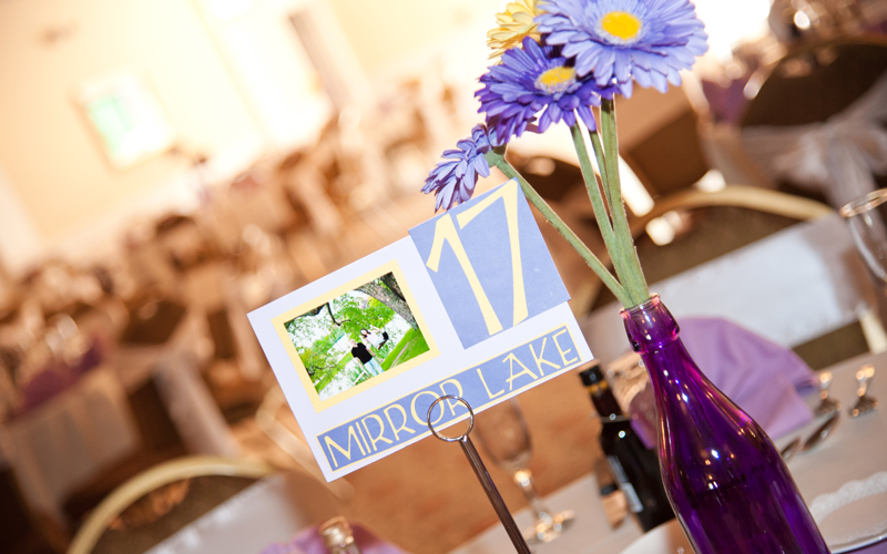 Fun Table Cards for Event