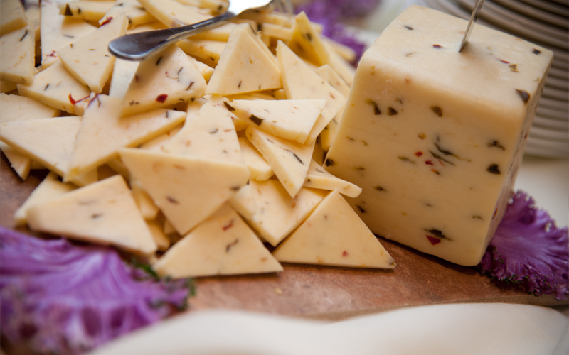 Pepper Jack Cheese Slices