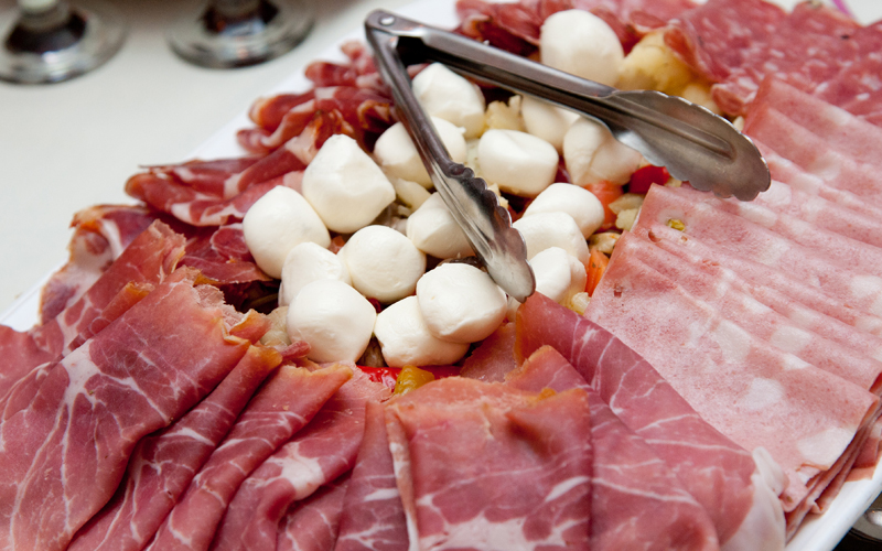 Assorted Italian Meats