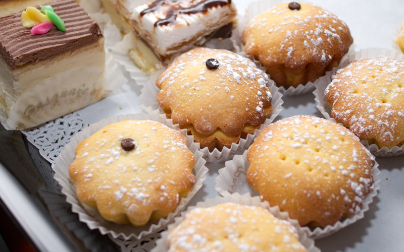 Fresh Pastries for Party