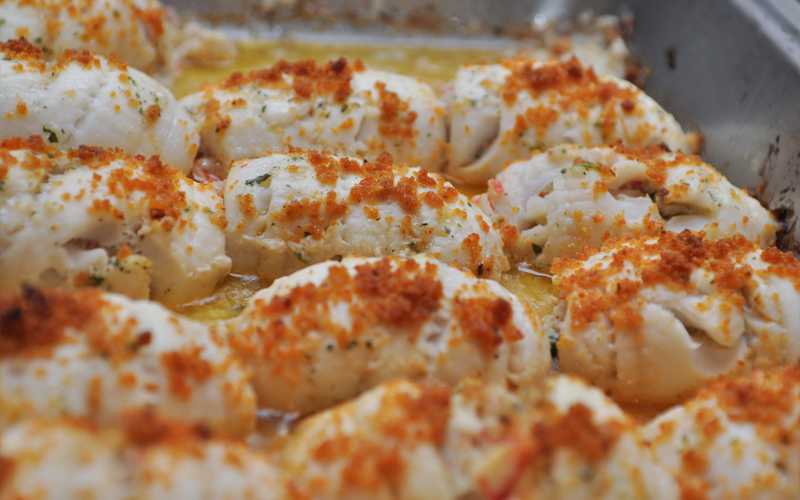 Filet of Sole with Delicious Crust