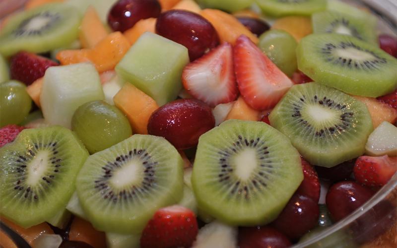 Fresh Assorted Fruit