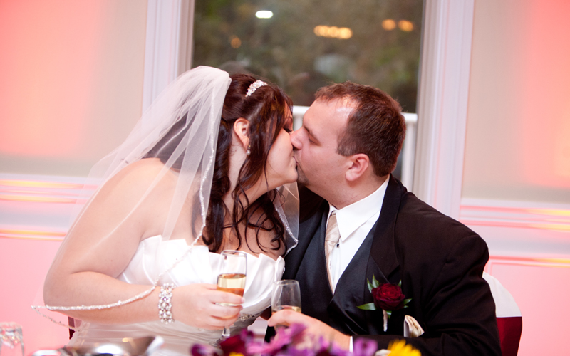 Wedding Kiss Champagne