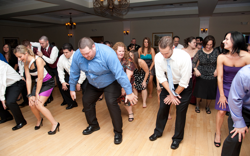 Party on the Dance Floor