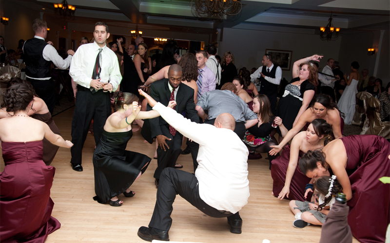 Getting Low on the Dance Floor