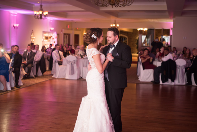 First Dance at Testa's in Southington, CT