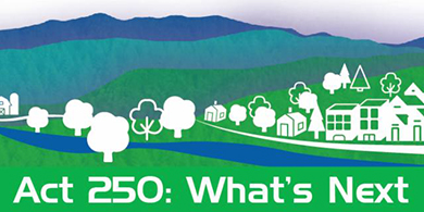 Act 250 Conference Slated for May 24 in S. Royalton