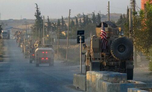 U.S. Troop Withdrawal Picture