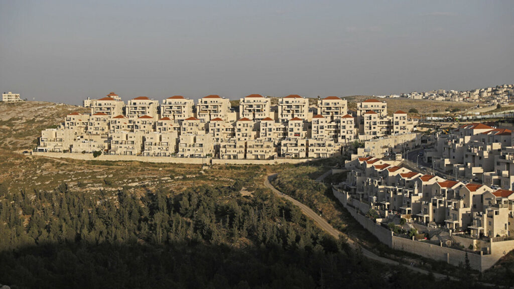 The settlements are a major obstacle to any legitimate progress in the peace process between Israelis and Palestinians. (Photo from AFP)