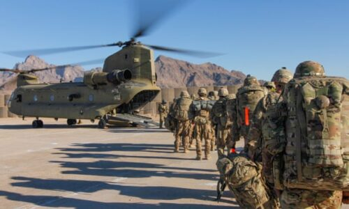 Afghanistan faces an uncertain future in the aftermath of the United States' official withdrawal. (Photo from Reuters)