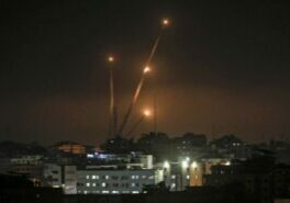 PALESTINIAN-ISRAEL-GAZA-CONFLICT-ATTACK