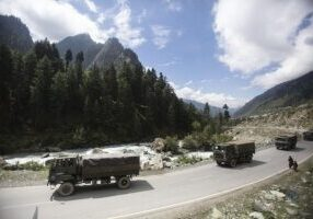 Tensions between India and China along their disputed Himalayan border continue to flare. (Photo from AP)