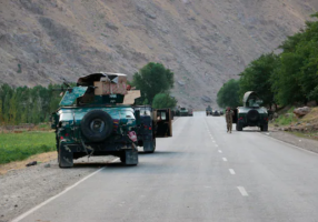 Civilians in Afghanistan have been detrimentally affected by the Taliban's ongoing offensive. (Photo from AP)