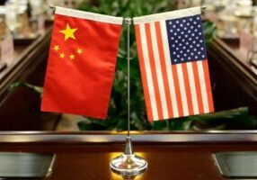 There are several major points of contention between government officials in the United States and China. (Photo from Getty Images)
