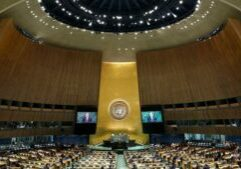 UN General Assembly Picture