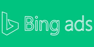 إنشاء حساب bing ads