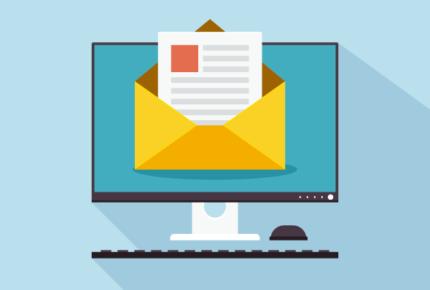 Modelos de e-mails para Recrutamento e Seleção