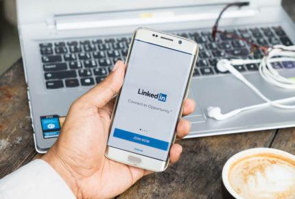 anunciar vaga no LinkedIn