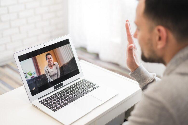 reunião online