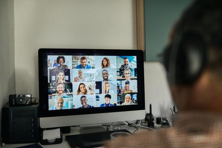dinâmica de grupo em recrutamento online