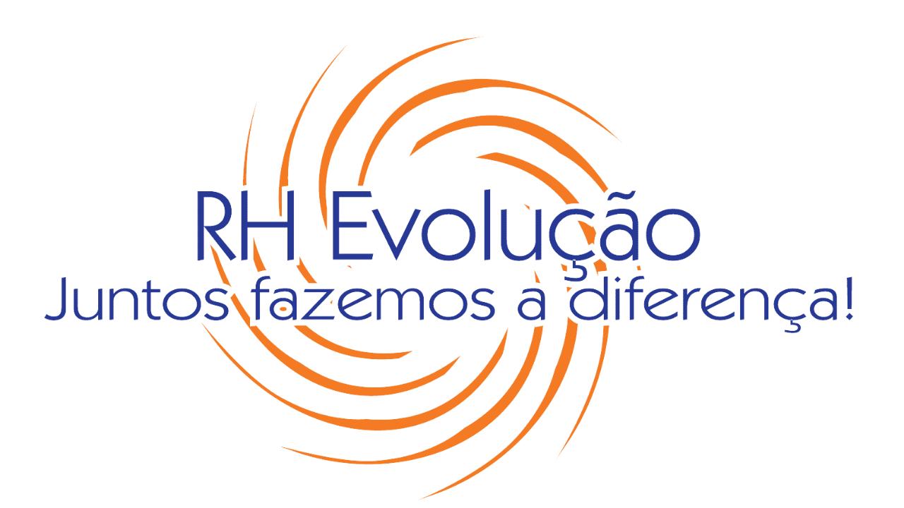 logo RH evolução