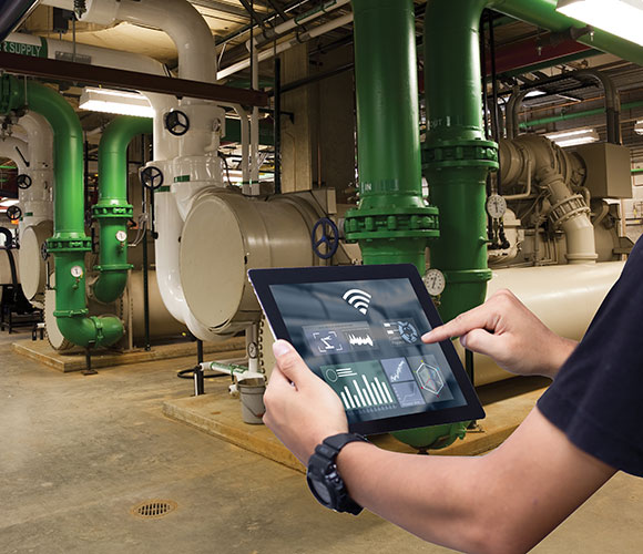 JMS helps Building Engineers get connected to their building